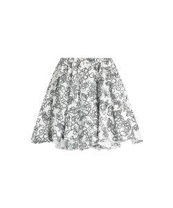Julien David | Printed Cotton Skirt Gr. Xs