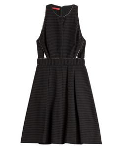 Tamara Mellon | Woven Dress With Cut-Outs Gr. Us 6