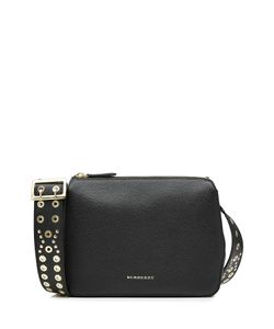 Burberry Shoes & Accessories | Leather Shoulder Bag With Embellishment Gr. One Size