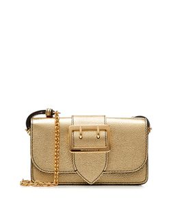 Burberry Shoes & Accessories | Metallic Leather Shoulder Bag Gr. One Size