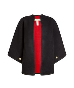 Burberry Shoes & Accessories | Wool Cape With Cashmere Gr. One Size