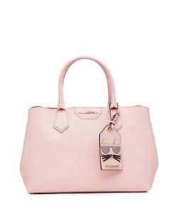Karl Lagerfeld | Leather Tote Gr. One Size