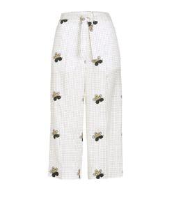 Victoria Beckham | Printed Pants Gr. Uk 6