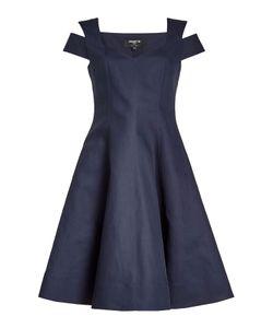 Paule Ka | Cotton Dress With Cut-Out Shoulders Gr. Fr 40