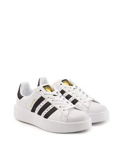 Adidas Originals | Superstar Leather Sneakers Gr. Uk 4