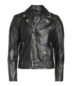 Belstaff | Leather Biker Jacket Gr. Eu 48