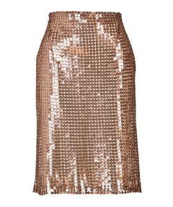 Marios Schwab | Sequined Pencil Skirt Gr. Uk 6