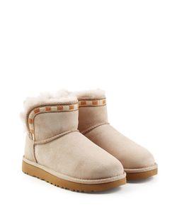 UGG Australia | Abree Mini Sheepskin Boots Gr. Us 6