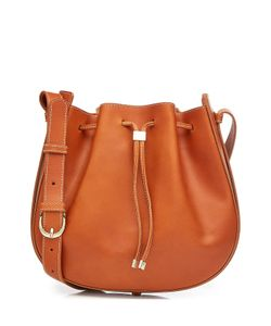 Vanessa Seward | Leather Shoulder Bag Gr. One Size