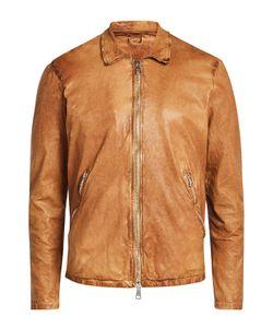 Giorgio Brato   Colla Leather Jacket Gr. Eu 50