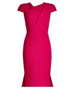 Roland Mouret | Wool Crepe Dress Gr. Uk 10