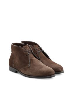 Ludwig Reiter | Suede Desert Boots Gr. 85