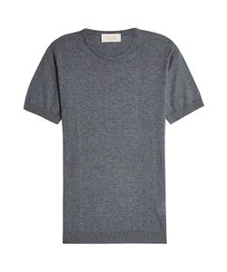 John Smedley | Cotton Top With Cashmere Gr. Xl