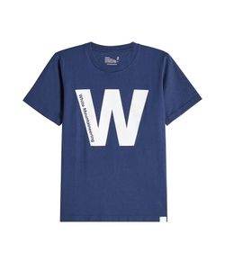 White Mountaineering | Printed Cotton T-Shirt Gr. 3
