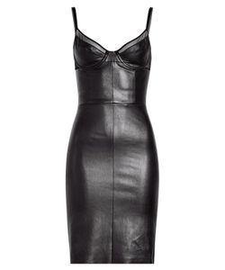 Jitrois | Leather Dress Gr. Fr 36
