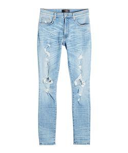 Amiri | Distressed Skinny Jeans Gr. 32