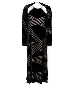 Damir Doma | Cut Out Detailed Silk-Blend Dress Gr. Fr 38