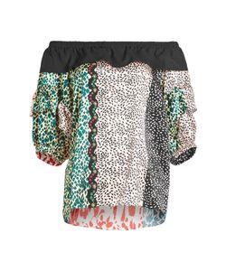 Sonia Rykiel | Printed Silk Dress Gr. Fr 40