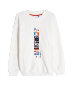 Adidas Originals | Embroide Sweatshirt With Cotton Gr. De 38
