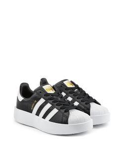 Adidas Originals | Superstar Platform Leather Sneakers Gr. Uk 4.5
