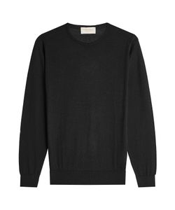 John Smedley | Cotton And Cashmere Pullover Gr. S