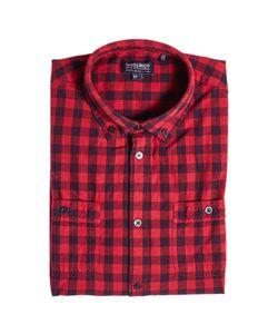 Woolrich   Printed Cotton Shirt Gr. Xl