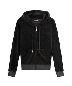 Juicy Couture | J Bling Velour Hoody Gr. Xs