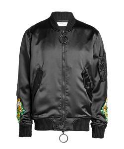 Off-White | Embroide Satin Jacket Gr. S