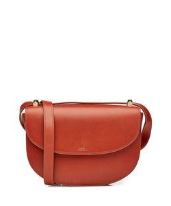 A.P.C. | Leather Shoulder Bag Gr. One Size