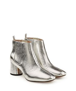 Marc Jacobs | Leather Ankle Boots Gr. It 38.5