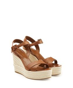 Sergio Rossi | Leather Wedges Gr. It 39