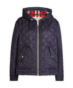Burberry London | Quilted Jacket With Hood Gr. S