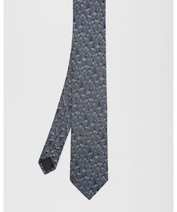 Ted Baker | Camouflage Silk Tie Navy