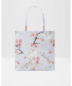 Ted Baker | Oriental Blossom Large Shopper Bag Light
