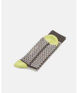 Ted Baker | Striped Dotted Patterned Socks