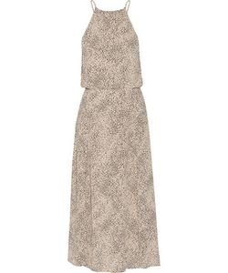 Zimmermann | Master Picnic Printed Georgette Maxi Dress