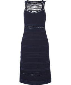 Ohne Titel | Crochet-Knit Dress