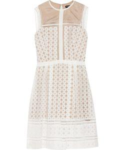 Catherine Deane | Feya Embroidered Organza Mini Dress