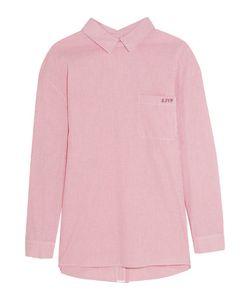 Steve J & Yoni P | Striped Cotton Shirt