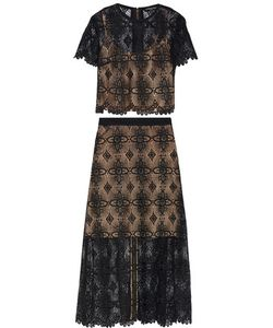 Catherine Deane | Giovanna Guipure Lace Blouse And Maxi Skirt Set