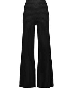 Jonathan Simkhai | Ribbed-Knit Wide-Leg Pants