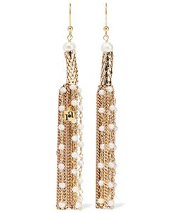 Rosantica   Diluviotone Pearl Earrings One Size
