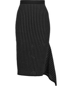 Jonathan Simkhai | Dasha Textu Stretch-Knit Skirt
