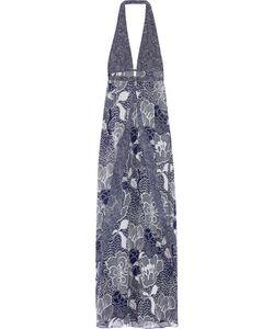 Diane von Furstenberg | Fantasia Printed Silk-Chiffon Gown