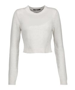 Derek Lam | Cropped Cashmere And Cotton-Blend Sweater