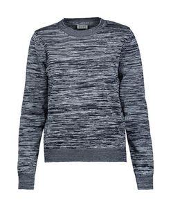 Suno   Marled Stretch-Knit Sweater