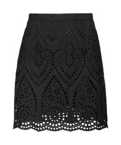 Zimmermann | Epoque Broderie Anglaise Cotton Mini Skirt