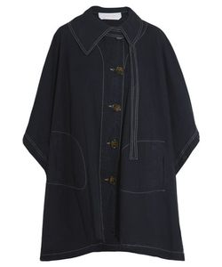 See by Chloé | Cotton-Canvas Cape