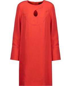 Derek Lam | Cutout Crepe Dress