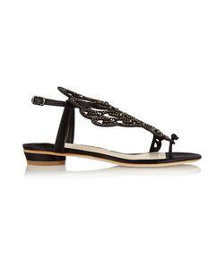 Sophia Webster | Seraphina Embellished Leather Sandals